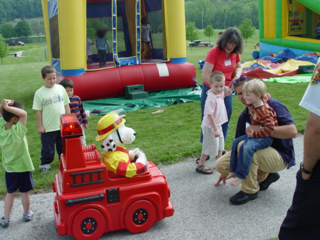 sparky the fire dog robot. *the name \u0026 figure of sparky® sparky the fire dog® are trademarks national protection association (nfpa). all rights reserved. dog robot
