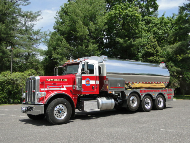Kimberton Fire Company Chester County Pa