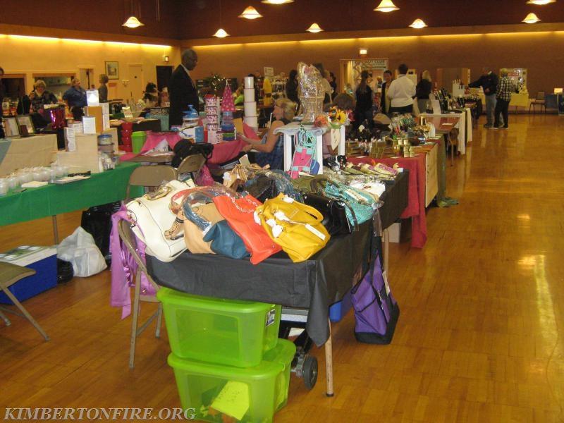 October 11, 2014 - Craft & Vendor Show