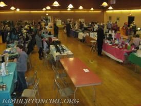 October 11, 2014 - Craft & Vendor Show