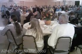 November 10, 2013 - Pastor Gruber's Retirement Luncheon