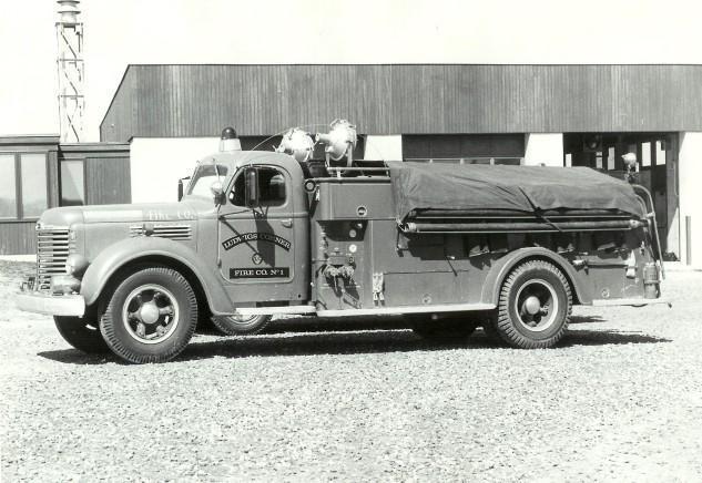 Kimberton Fire Company - Chester County, PA
