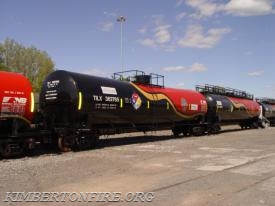 High & Low pressure tank cars