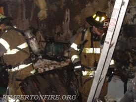 Crews overhaul room of Origin