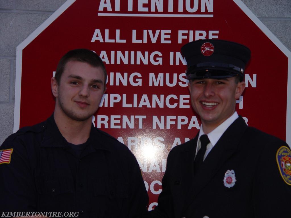 CJ Kronmuller and Tyler