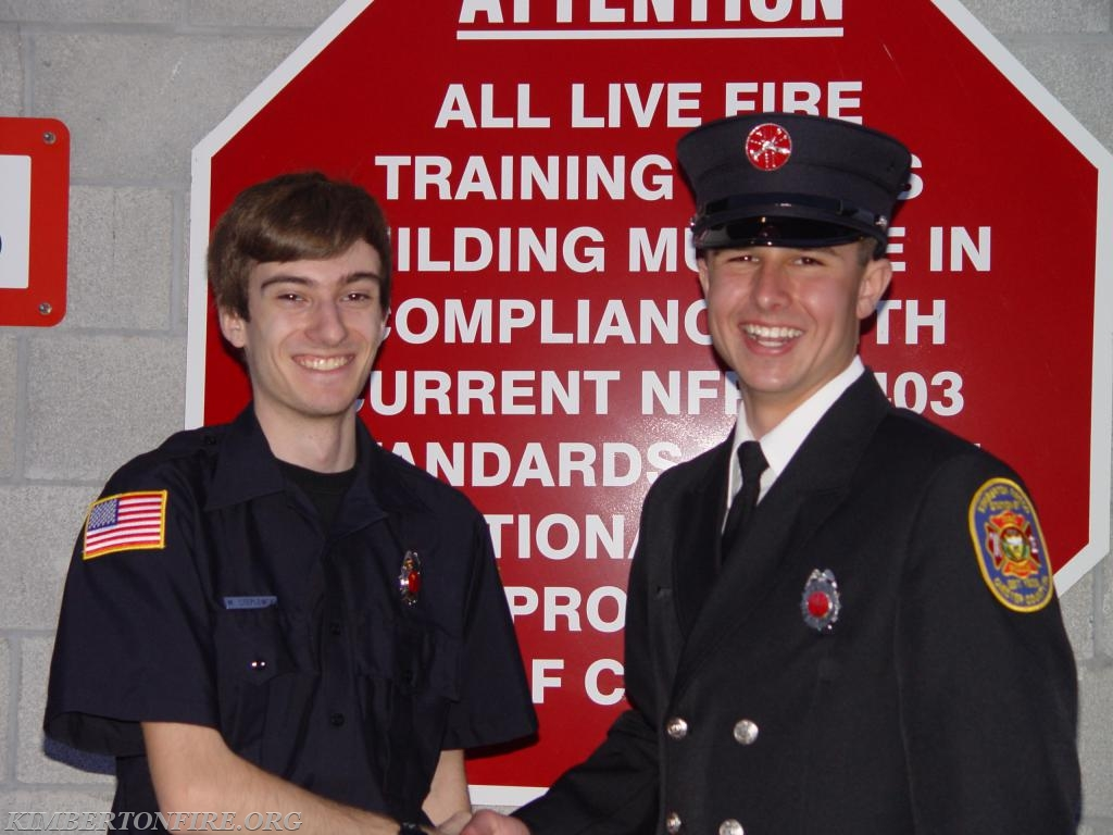 Matt Steplewski and Tyler